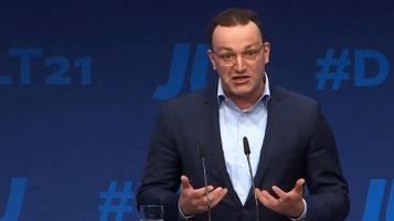 LIVE | CDU-Chef Armin Laschet stellt sich nach Wahlschlappe der Jungen Union