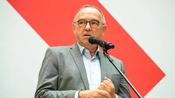 spd-chef walter-borjans: sondierungspapier ist fairer kompromiss
