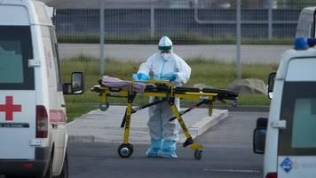 pandemie: corona-todeszahl in russland erreicht neuen höchststand