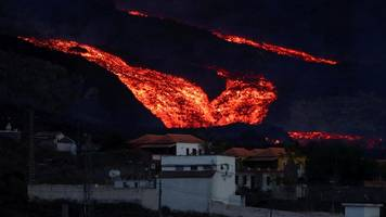 Vulkanausbruch: Lava zerstört weitere hunderte Gebäude auf La Palma