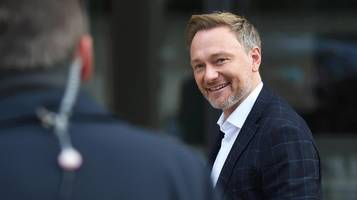 marco buschmann: fdp-chef lindner soll finanzminister werden