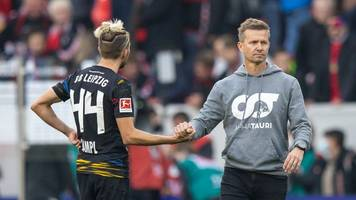 RB Leipzig - Trainer Marsch: Unterstützung im Verein sehr stark
