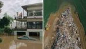 hochwasserkatastrophe: als eine welt unterging