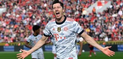 Bayern München deklassiert Bayer Leverkusen im Topspiel: 45 Minuten Attacke, 45 Minuten Auslaufen