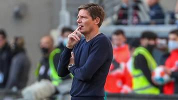 Nach Niederlage gegen Hertha BSC: Oliver Glasner reagiert gereizt auf Kritik
