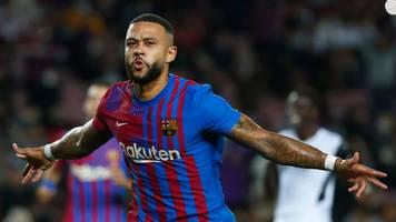 Primera Division - FC Barcelona schlägt FC Valencia 3:1