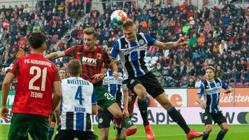8. Spieltag: Augsburg und Bielefeld mit Remis im Kellerduell