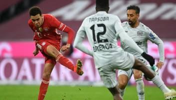 Bundesliga, 8. Spieltag - Live-Ticker: Leverkusen - Bayern
