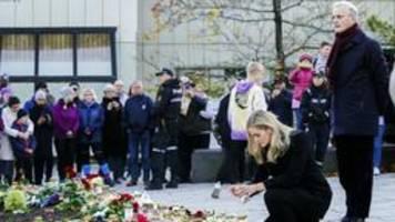 angriff in kongsberg: norwegen trauert um die opfer