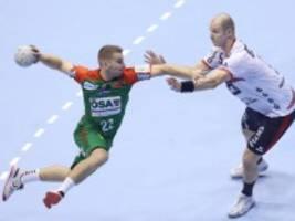 handball: sc magdeburg triumphiert auch gegen flensburg