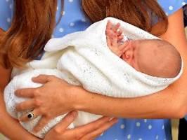 in england und wales: archie erreicht top ten der babynamen