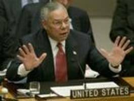 Ex-US-Außenminister Colin Powell stirbt an Corona