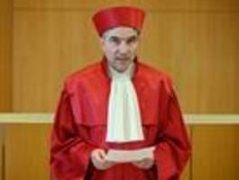 verfassungsgerichtspräsident harbarth darf über bundesnotbremse mitentscheiden