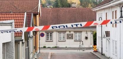 kongsberg: angreifer tötete menschen wohl mit stichwaffen