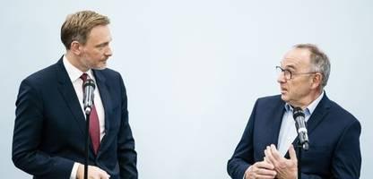 Ampelkoalition: Norbert Walter-Borjans kritisiert Christian Lindner