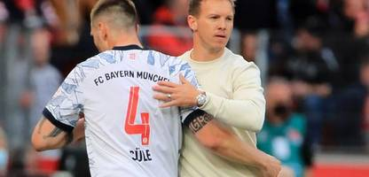 FC Bayern München: Julian Nagelsmann hat seine Stammelf gefunden