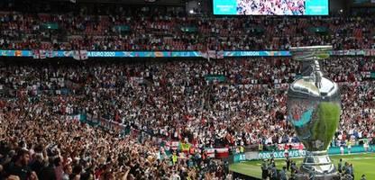 fußball-em 2021: england muss wegen ausschreitungen 100.000 euro strafe zahlen