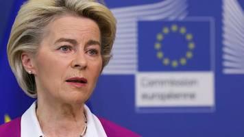 +++ Corona-News aktuell +++: EU soll mehr als eine Milliarde Corona-Impfdosen exportiert haben