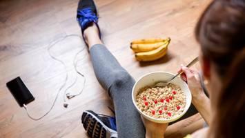 tipps vom personal trainer - wer sport-erfolge will, muss richtig essen: mit 3 formeln berechnen sie ihren bedarf
