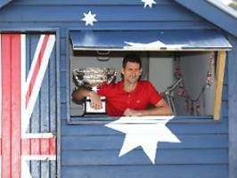 Keine Einreise für Ungeimpfte?: Australian Open droht Djokovic-Eklat