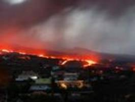 ein monat vulkanausbruch auf la palma