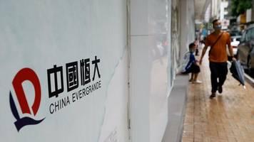China: Krisenkonzern Evergrande leistet offenbar Zinszahlung für Yuan-Bond