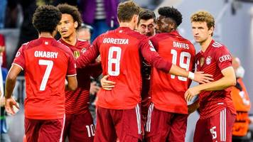 Champions League: Diese beiden Spieler fehlen dem FC Bayern in Lissabon
