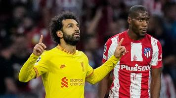 Champions League: Salah lässt Klopp und Liverpool jubeln