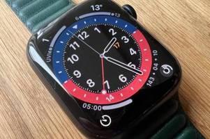 Neue Apple Watch Series 7: Lohnt sich das größere Display?