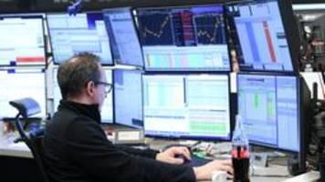 marktbericht: dax wieder im vorwärtsgang?