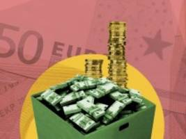 finanzierung der ampel-pläne: woher sollen die milliarden kommen?