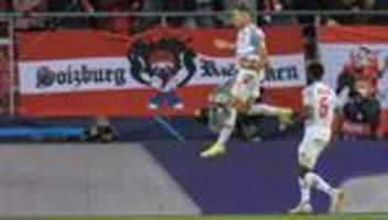 Champions League: Wolfsburg verliert Champions-League-Spiel in Salzburg