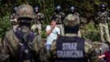 migration aus belarus : horst seehofer schlägt auch sanktionen gegen unternehmen vor