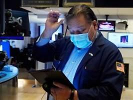 Dow Jones mit neuem Rekord: Aktie von Impfstoff-Hersteller Novavax bricht ein
