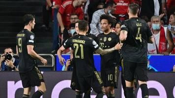 Champions League - Ohne Nagelsmann: Sané führt Bayern zum Sieg in Lissabon