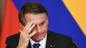 corona in brasilien: senat empfiehlt anklage bolsonaros