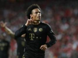 Champions League: Sanés Freistoßtreffer öffnet den Weg zum Sieg