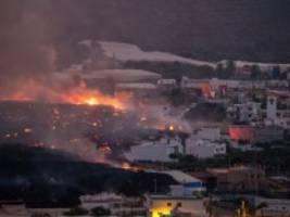 La Palma: Vulkanausbruch: Behörden räumen weitere Orte