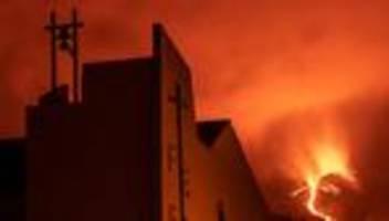 Vulkanausbruch: Vier weitere Orte auf La Palma evakuiert