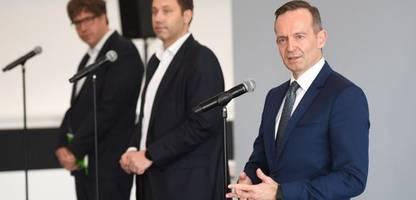 Ampelbündnis will bis Ende November Koalitionsvertrag vorlegen