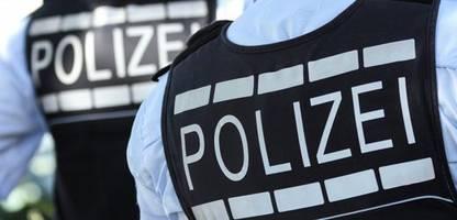 Hessen: Polizei durchsucht Wohnungen mutmaßlich Rechtsextremer