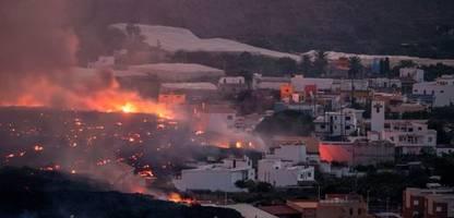 la palma: lavamassen zwingen erneut hunderte zur flucht