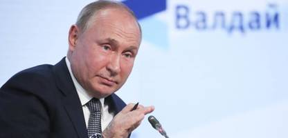 Nord Stream 2: Putin verspricht schnelle Gaslieferungen bei Betriebsgenehmigung