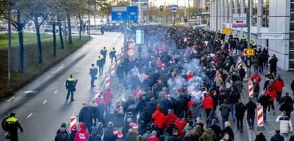 Conference League: Union-Berlin-Fans bei Polizeieinsatz in Rotterdam verletzt