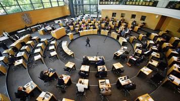 Wahlen im Landtag: Gremien weiterhin nicht komplett
