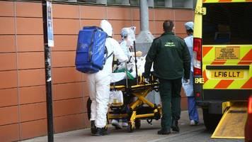 britische Ärzte schlagen corona-alarm – Überlastung droht