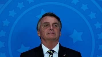 Kritik an Corona-Politik - Bolsonaro: Für absolut nichts verantwortlich