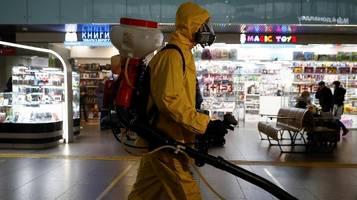 Neue Corona-Mutante entdeckt – Putin genehmigt Lockdown