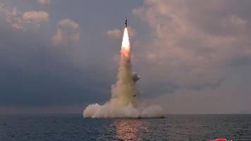 Neue Provokation: Nordkorea dementiert – Raketentest nicht gegen USA gerichtet