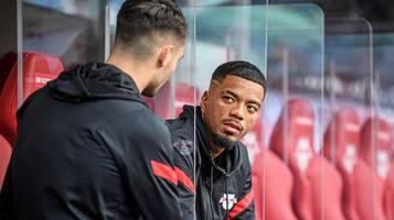 DFB-Nationalspieler Benjamin Henrichs unzufrieden bei RB Leipzig